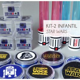 KIT FESTA INFANTIL STAR WARS KIT2