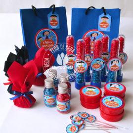 Kit festa infantil Show da Luna