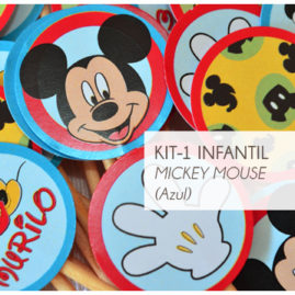 KIT FESTA INFANTIL MICKEY MOUSE KIT1