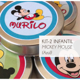 KIT FESTA INFANTIL MICKEY MOUSE KIT2