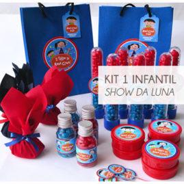 KIT FESTA INFANTIL SHOW DA LUNA KIT1