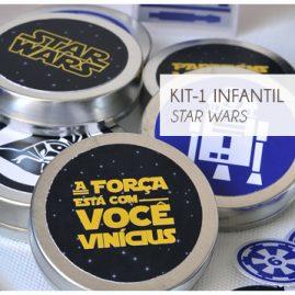 KIT FESTA INFANTIL STAR WARS KIT1