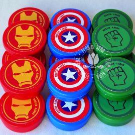 Kit festa infantil Os Vingadores (The Avengers) - latinhas