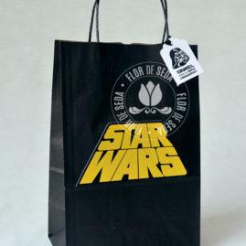 Kit festa Star Wars - Sacola personalizada