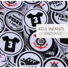 KIT FESTA INFANTIL CORINTHIANS KIT1