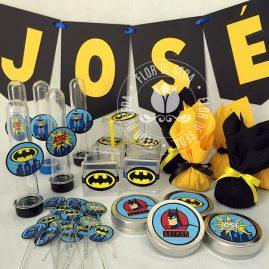 Kit festa infantil Batman
