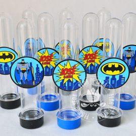 Kit festa infantil Batman-Tubete